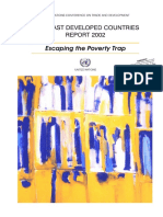 Report - The Least Developed Countries 2002 - Full Text