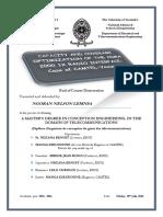 Rapport Soutenance Ngoran
