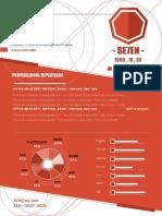 Red General Resume-WPS Office
