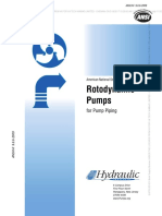 Ansi-hi 9.6.6-2009-Rotodynamic Pumps for Pump Piping