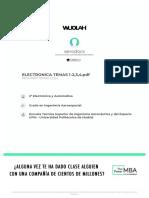 Electronica Temas 1 2,3,4