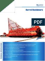 Barrel Reclaimers TRF