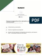 Tema 6- Automatica (Con Ejemplos y Ejercicios Resueltos)