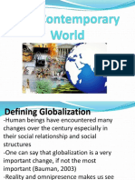 Chapter 1 Defining Globalization