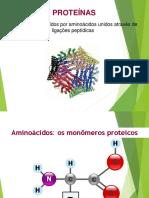 Aula de Proteínas