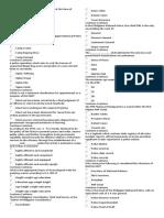 PNP History Sample Exam