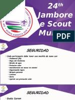 24th Jamboree Scout Mundial
