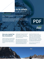 Climate Revolution - Drones Photogrammetry and Crisis eBook