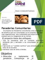 Presentacion Proyecto de Panaderia