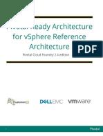 Pivotal DellEMC PRA Reference Architecture for PCF v2.4rev1