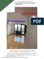 Inspiră-te! Ultimul Apartament Renovat_amenajat de Total Design