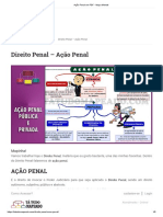 Ação Penal em PDF - Mapa Mental.pdf