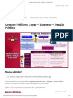 Agentes Públicos_ Cargo - Emprego - Função Pública.pdf