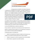 Ensayo Semana 1 MFP AUDITORIAS CALIDAD