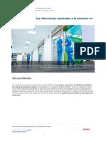 Epidemiologia de Las Infecciones Asociadas a La Atencion en Salud