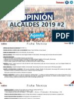 Opinión Alcaldes 2019 #2