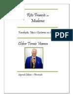 Rito Frances Ou Moderno, Fundacao, Usos e Costumes_2ª Edicao_rev.06.09.2019