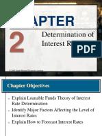 273881306 Ch 02 Determination of Interest Rates