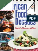Sherri Liberman - American Food by the Decades-Greenwood (2011)