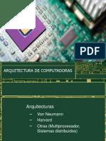 Arquitectura de Computadoras I
