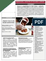 Gestionnaire, Recherche Et Innovation Culinaire _Thaizone
