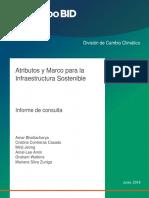 Atributos y Marco Para La Infraestructura Sostenible Es Es