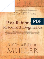Post-Reformation Reformed Dogmatics - Holy Scripture the Cognitive Volume 2 ( PDFDrive.com )