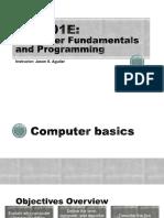 basic computer fundamental
