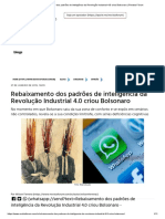 Rebaixamento Dos Padrões de Inteligência Da Revolução Industrial 4.0 Criou Bolsonaro _ Revista Fórum