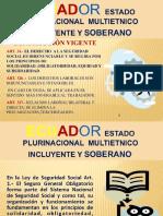 Seguridad Social en Ecuador