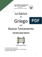 Vocabulario Basico NT