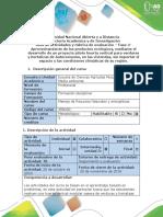 Guía de Actividades y Rúbrica de Evaluación - Fase 4 - Proyecto Piloto