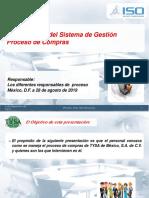 Presentación Proceso de Compras