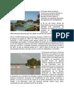 parque naturales de colombia