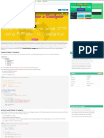 Send Email Using Phpmailer in Codeigniter - Codexworld