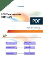 CDS-View