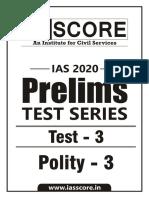 Test-3 Q