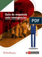 guia de respuesta a emergencias