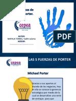 09- Las Cinco Fuerzas de Porter - Yudith Zulema Mayhua Torres