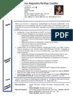 CurriculumTahina Fariñas