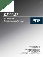 RX-V657