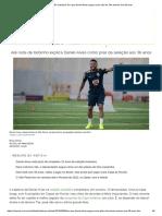 Seleção Brasileira_ Por Que Daniel Alves Segue Como Pilar de Tite Mesmo Aos 36 Anos
