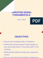 2. Vibration Signal Fundamentals