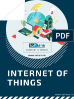 Internet of Things 14 Weeks Course