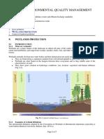 CIV4204 Chapter 9 Wetlands Protection