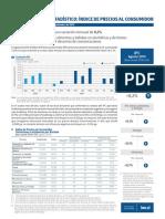 Boletín Índice de Precios Al Consumidor (Ipc) Agosto 2019