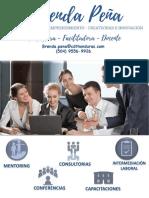 2019-2020 Brenda Pena Servicios de Consultoria y Formacion