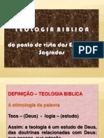 Teologia Biblica a Etimologia Da Palavra Teos Deus Logia Estudo Assim a Teologia e Um Estudo de Deus Das Doutrinas Relacionadas