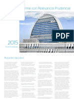 Informe Pilar III 2015 EsPAÑA BBVA