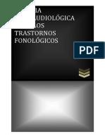 29 Terapia Trastornos Fonológicos. Bolli